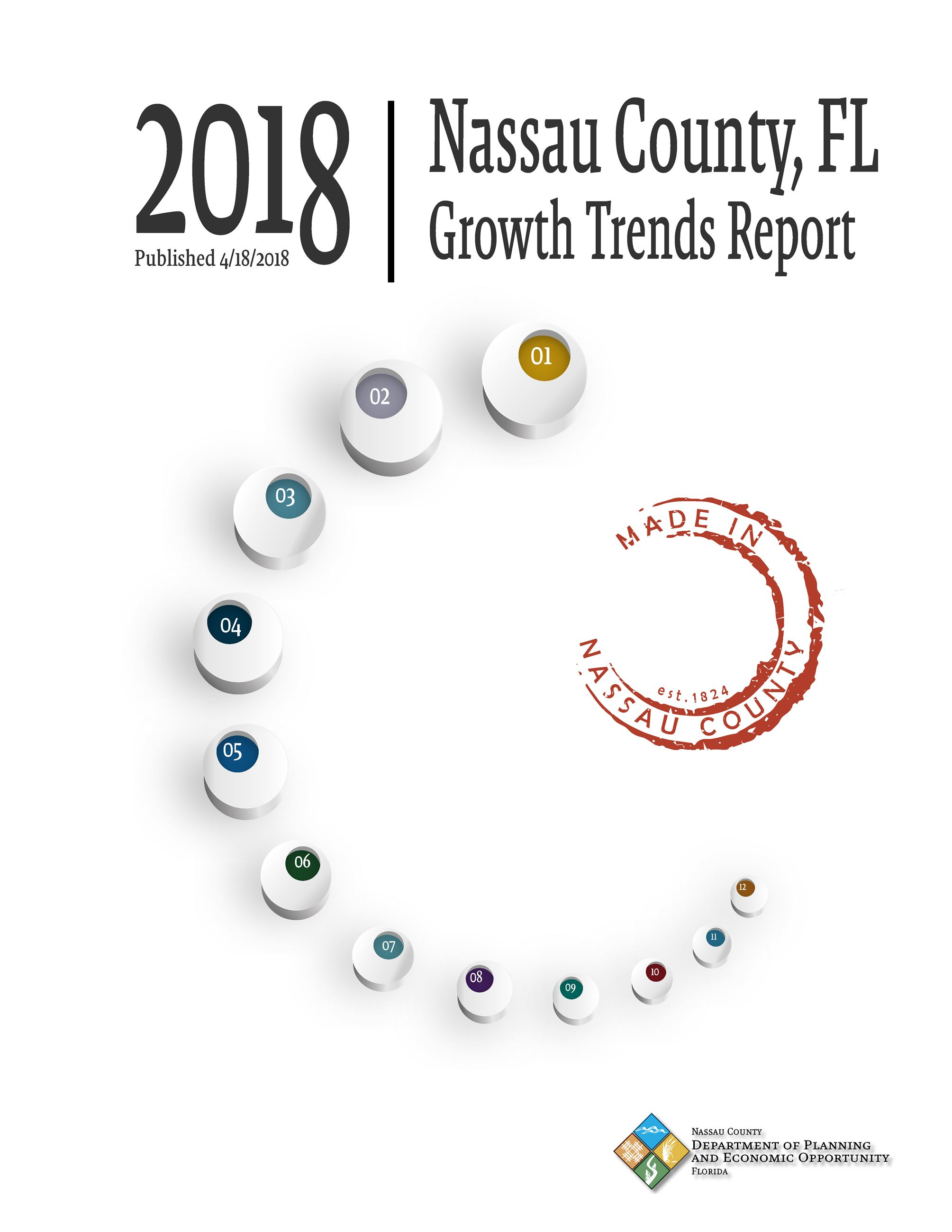 growth trend cover