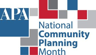 Logo Natl Community Planning Month